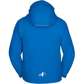 VAUDE Campfire IV 3in1 Jacke Kinder radiate blue